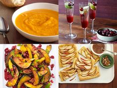 With fall upon us, we challenge you to build your ultimate autumn-inspired Pinterest menu!  Your board could be featured on our blog, FN Dish. Click for details!