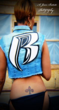 Ruff Ryder Biker Session w/Tanis Robertson by: A. Jean~Batiste Photography, Video, & Casting