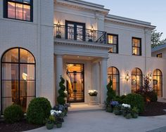 Symphony Design Home - contemporary - exterior - atlanta - Renaissance Development Corporation