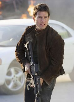 Ethan Hunt from Mission Impossible 3