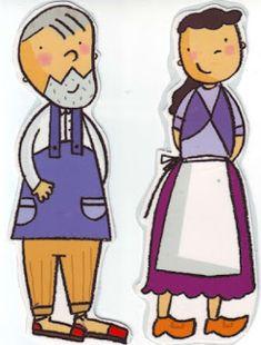 activitats-recursos-conte-patufet Paper Dolls, Fallout Vault, Fairy Tales, Humor, Fictional Characters, Art, Montessori, Children's Literature, Short Stories