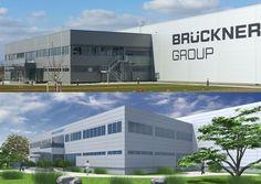 Production hall Bruckner Realization project & Workshop documentation by HESCON Ltd. Civil Engineering, Civilization, Workshop, Construction, Design, Building, Atelier, Work Shop Garage