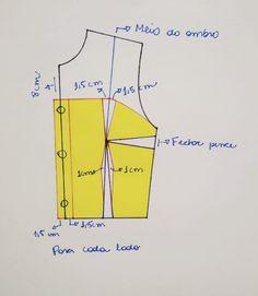 Santos, Simone Sihblog | Sihblog | curso de corte e costura | modelos de roupas  |  Моделирование блогов и советы по шитью, советы, учебники, сделай сам, креативное шитье, дизайн  - #modelagem #moda #costura Clothing Patterns, Sewing Patterns, Corset Sewing Pattern, Azzedine Alaia, Dress Suits, Fashion Sewing, Sewing Techniques, Pattern Fashion, Sewing Hacks
