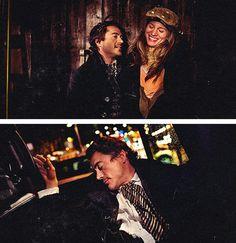 """Sherlock Holmes"" Photoshoot 2 (Robert Downey Jr. and Susan Downey)"