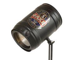 Luminária de Piso Barrilete - 110V