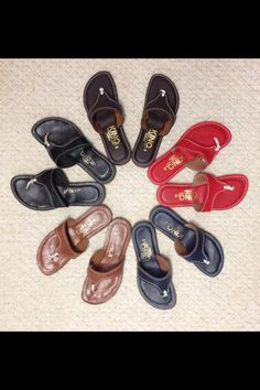 Kino Sandals (Made only in Key West, FL)  Best Ever!!!