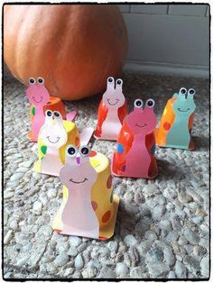 art using recycled materials for kids / art using recycled materials . art using recycled materials for kids . art using recycled materials creative Fun Crafts, Diy And Crafts, Arts And Crafts, Diy For Kids, Crafts For Kids, Snail Craft, Fall Diy, Toddler Crafts, Activities For Kids