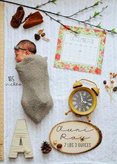 Café, Canela & Chocolate: Os anúncios de nascimento mais originais