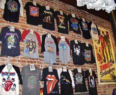 rock tees