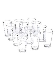 Take a look at this 16-Oz. Domino Tumbler - Set of 12 by Anchor Hocking on #zulily today!