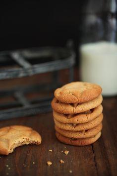 All Star Peanut Butter Cookies