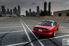 Mazda MX-5. 25 Years of Jinba Ittai