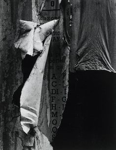 regardintemporel:  Aaron Siskind - Roma, 1963