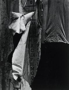 Aaron Siskind - Roma, 1963