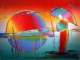 History of Art: Peter Max