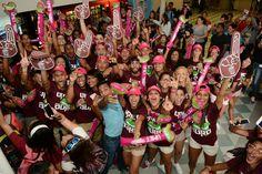 UMET Pep Rally 2015