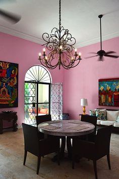 Casa Rosada - YLH 1080 - Yucatan Homes and Lots
