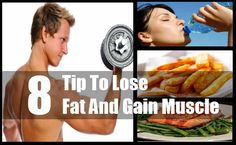 How to Gain Muscle and Lose Fat If you are worried about weight loss, http://weightlosscentralhq.com can give you great advice on doing so