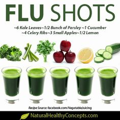 Here's a natural way to get your flu shot!