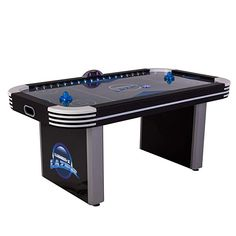 Triumph 72 in. Lumen-X Laser LED Air Hockey Table by Triumph at Fleet Farm Fast And Furious Game, Air Hockey Games, Multi Game Table, Interactive Table, Triumph Sports, Let The Fun Begin, Indoor Games, Table Games, Poker Table