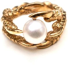 Tessa Metcalfe Jewellery The Pearl of London Ring - 2nd Edition on shopstyle.com