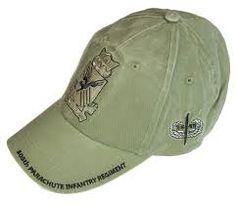 US Army 505th Parachute Infantry Regiment Baseball Cap - Meach's Military Memorabilia & More