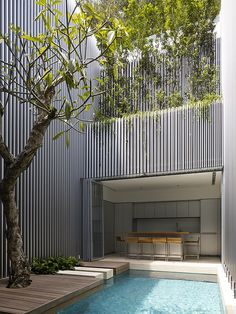 55 Blair roadshop house in singapore, 2009 by ONGONG Pte Ltd