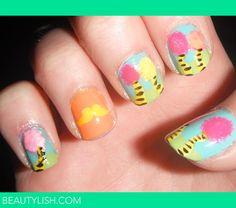 The Lorax nails!
