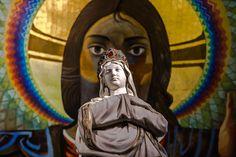 Virgin Mary Maryja La Salette