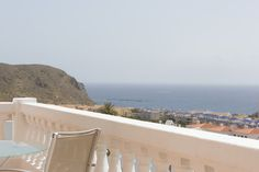 Sunny view from a balcony at Beverly Hills Heights #beverlyhillsheights #sunny #view #balcony #tenerife