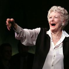 Elaine Stritch's 12 Best Pieces of Advice for Creative People