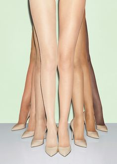 dff21ac0a Fogal All Nude 10 Denier Tights