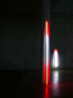 Light prototype by P. Creutz & I. Hübsch
