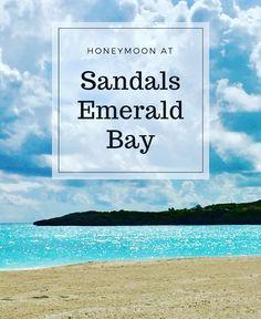 Sandals Emerald Bay Honeymoon