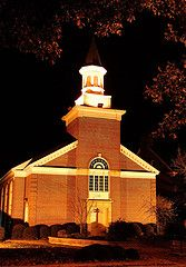 Paul & I were married here! March 1989 - Estes Chapel - Wilmore KY