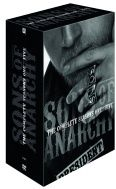 Sons Of Anarchy - Kausi 1-5 (20 disc) (DVD)