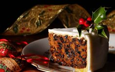 Traditional Christmas Cake Recipe (Eggless and Vegan Options)
