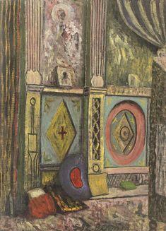 Horia Bernea_Porti_imparatesti Ecclesiastes, Symbols, Country, Bucharest Romania, Painting, Paris France, Inspiration, Magic, Pocket