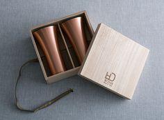 WDH 純銅製タンブラー