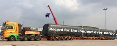 Record for the longest ever cargo http://link.in/6bjsu