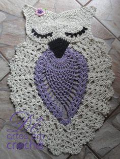 Crochet On Pinterest Bathroom Sets Crochet Owls And