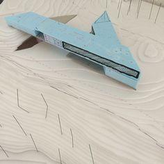 199 отметок «Нравится», 6 комментариев — Saunders Architecture (@saundersarchitecture) в Instagram: «Sketch model.  New house in the works on Bømlo, Norway»
