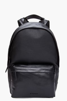 ab32152f1b Givenchy Black Obsedia Backpack Givenchy Backpack