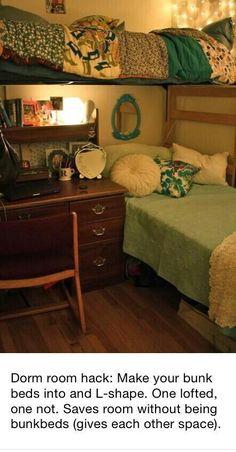 bunk beds room idea genius