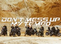 Boy band EXO will showcase their latest album early next month. They will unveil their fifth album, 'Don't Mess up My Tempo', on Nov. 2 at a casino in Yeongjong Island, Incheon. Exo Xiumin, Kpop Exo, Exo Ot12, Chanbaek, K Pop, Shinee, Bad Boys, Tempo Music, Exo News