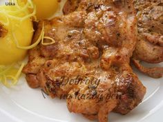 Christmas Crochet Patterns, Chicken Wings, Poultry, Pork, Cooking Recipes, Snacks, Meals, Per Diem, Eten