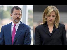 La Infanta Cristina dice que ella renunció y Zarzuela lo niega - YouTube