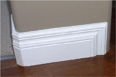 Baseboard | Elite Trimworks Inc. - Online Store for Wainscoting, Beadboard ...
