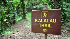 Kalalau Trail is one of the best hikes in Kauai. We attempted to find parking at Ke'e Beach, which is where the trailhead for the Kalalau Trail starts. That lot was full, so we ended up parking at a pot-hole-and-rock-filled parking lot a few hundred yards down