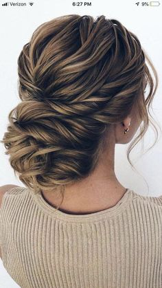 -  - #frisuren - #frisuren - #HairstyleMessy #WhiteToenailFungus Elegant Wedding Hair, Wedding Hair And Makeup, Hair Makeup, Hair Wedding, Wedding Nails, Hairstyle Bridesmaid, Bridal Hair Updo, Chignon Wedding, Loose Hairstyles
